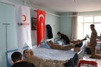 Mehmetçik'ten Kan Ve Kök Hücre Bağışı