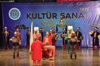 AHMET ŞİMŞİRGİL - Osmanlı Devleti'nin Kuruluşunun 720'İnci Yıl Dönümü Coşkuyla Kutlandı