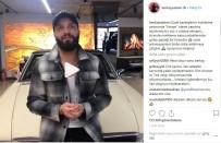 ARDA TURAN - Şarkıcı Berkay Açıklaması 'Bu Bir Kinayedir, Şakadır, Fazla Ciddiye Almayın'