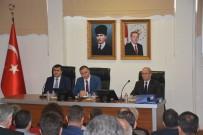 Sinop'ta 5,2 Milyar Liralık Kamu Yatırımı Devam Ediyor