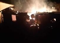Sinop'ta Ev Yangını Açıklaması 1 Ölü