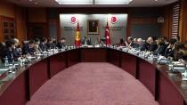 DıŞ EKONOMIK İLIŞKILER KURULU - Ticaret Bakanı Pekcan, Kırgızistan Ekonomi Bakanı İle Görüştü