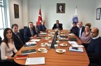 OSMAN SARı - Trakya Bölgesinin Kalkınmasına Katkı Sağlayacak Projeler Görüşüldü