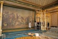 SARAYLAR - Türkiye'nin En Büyük Oryantalist Tablosu 'Çölde Av' Artık  Resim Müzesi'nde