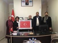 Yaptıkları İlk Türkiye Haritası Filografiyi Şehit Yakınlarına Hediye Ettiler