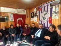 Yomra İYİ Parti Belediye Başkan Adayı Bıyık Açıklaması 'Belediye Başkanlığı Ek İşim Değil Tek İşim Olacak'