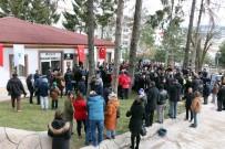 ÇALIŞMA ODASI - Yozgat'ta Millet Kıraathanesi Açıldı
