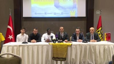 Aboubakar Kamara Resmen Evkur Yeni Malatyaspor'da