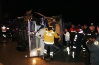 Adana'da Feci Kaza Açıklaması Ölen 3 Kişiden Biri De Askere Uğurlanan Genç
