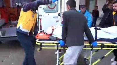 Adıyaman'da Trafik Kazası Açıklaması 9 Yaralı