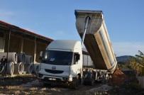 MAHMUTLAR - Alanya'da 5 Mahallenin Yağmur Suyu Sorunu Çözülüyor