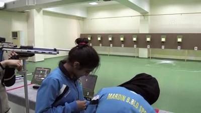 Atıcılar Mersin'de Yarışacak