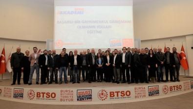 BTSO Akademi İş Dünyasına Yeni Ufuklar Kazandırıyor