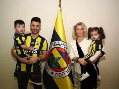 'Bu Ailenin Bir Parçası Olduğum İçin Çok Mutluyum'