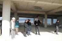 Bursa Cumhuriyet Başsavcısı Kuş Gemlik Adliye Sarayını Ziyaret Etti