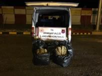 Diyarbakır'da 86 Kilogram Esrar Ele Geçirildi