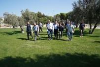 BOTANİK BAHÇESİ - Ege'de 'Her Mevsim Yeşil Ve Sürdürülebilir Bir Kampüs' Hedefi