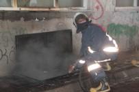 DOĞALGAZ PATLAMASI - Elazığ'daki Patlama Ve Yangının Nedeni Klimalardan Kaynaklanmış