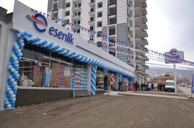 Esenlik Marketler 46'Ncı Şubesini Açtı