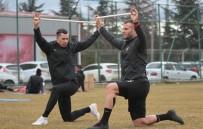 Eskişehirspor Lig Maçına Hazırlanıyor
