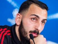 KAMUYU AYDıNLATMA PLATFORMU - Galatasaray, Mitroglou'nu KAP'a bildirdi