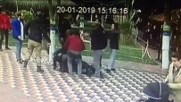 Genç çifti tekme tokat döven saldırganlar serbest