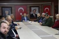 HARUN SARıFAKıOĞULLARı - Giresun'da Trafik Güvenliği Toplantısı Yapıldı