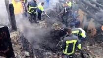 GÜNCELLEME - Çankırı'da Yangın
