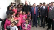 ÖNCÜPINAR - Hırvat Bakandan Türkiye'de Suriyelilerin Barındığı Kamplara Övgü