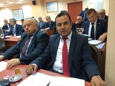 İl Genel Meclisi Üyesi Arslan 2. Kez Partisinden İstifa Etti