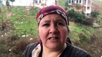 İzmir'de Heyelan Tehlikesi Nedeniyle İki Ev Boşaltıldı