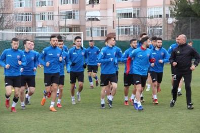 Karabükspor, Altınordu Maçı Hazırlıklarını Tamamladı