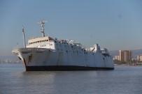 HACİZ İŞLEMİ - Karaya Oturan Hacizli Gemi Satıldı