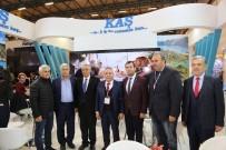 TÜRKIYE OTELCILER FEDERASYONU - Kaş Belediyesi EMITT'te