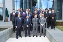 GÜVENLİK MÜDÜRÜ - Katar Emniyet Teşkilatı'ndan TFF'ye Ziyaret