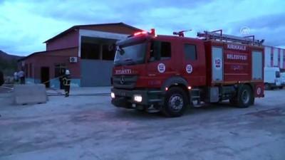Kırıkkale'de Akaryakıt Numune Deposunda Patlama Açıklaması 1 Ölü