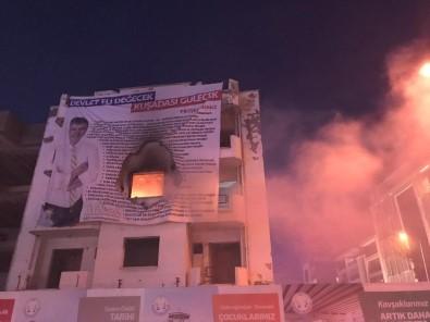 Kuşadası'ndaki Yangınla İlgili 2 Kişi Gözaltına Alındı