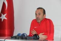 MEHMET ÖZDİLEK - Mehmet Özdilek Açıklaması 'Kazanarak Yolumuza Devam Etmek İstiyoruz'