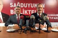 CANLI KALKAN - MHP'den Tunç Soyer'e Özür Çağrısı