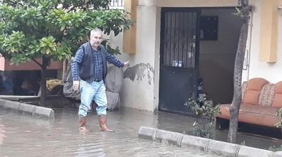 Milas'ta Su Baskınları Devam Ediyor