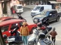 ESENTEPE - (Özel) İstanbul'da Dehşet Anları Kamerada