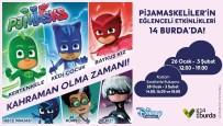 TIRMANMA DUVARI - Pijamaskeliler Esas 14 Burda AVM'de