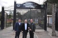 AHMET ŞİMŞİRGİL - Prof. Dr. Şimşirgil'den Şeyh Edebali Türbesi Ve Tarih Şeridi Ziyareti