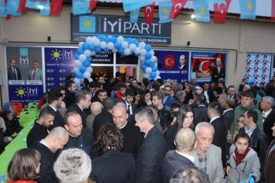 Seçim Ofisi Açıldı