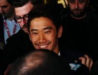 MANCHESTER UNITED - Shinji Kagawa, İstanbul'da