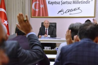 Süleymanpaşa Belediye Meclisinin Şubat Gündemi Belli Oldu