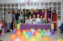 Sungurlu'da 432 Öğrencinin Doğum Günü Kutlandı