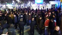 MEHMET AURELİO - Taraftarlardan İstifa Eden Kulüp Başkanı İçin 'Göreve Dön' Eylemi