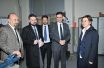 BAĞıMSıZ DEVLETLER TOPLULUĞU - UNDP Üst Yönetiminden GSO-MEM Ve GAP Enerji Verimliliği Danışmanlık Ve Kuluçka Merkezine Ziyaret
