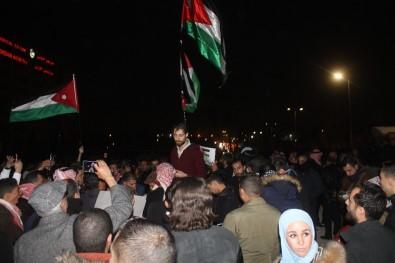 Ürdün'de Hükümet Karşıtı Protesto